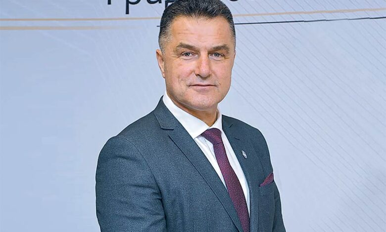 Nihat Bisevac Mayor of the City of Novi Pazar