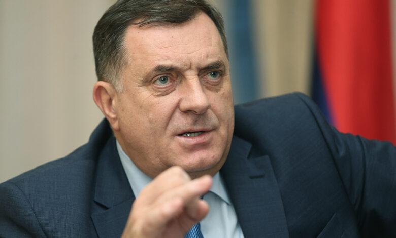 Milorad Dodik srpski clan predsjednistva 06 foto S PASALIC