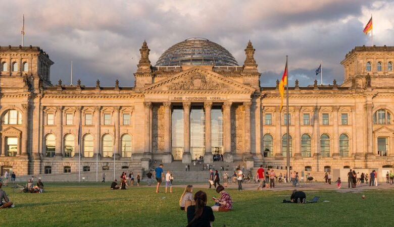 TüD Politisches Zentrum Berlin Reichstagsgebäude