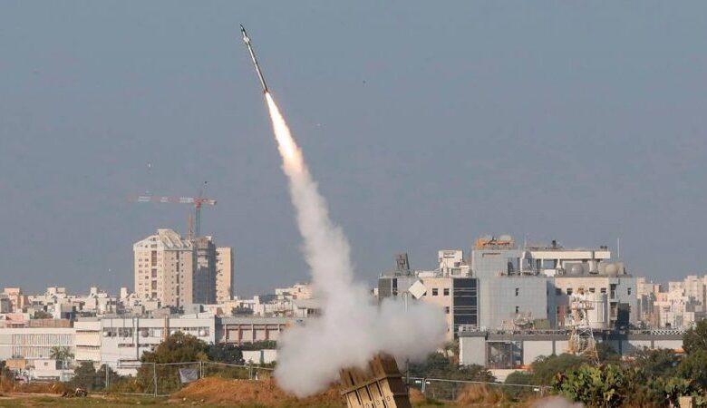 iron Dome defence missile e1573589110689