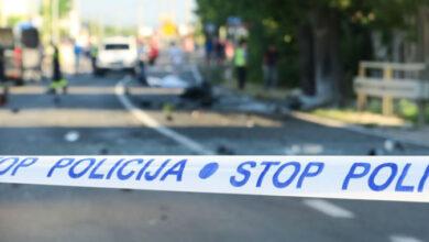 prometna nesreca policija sudar hrvatska