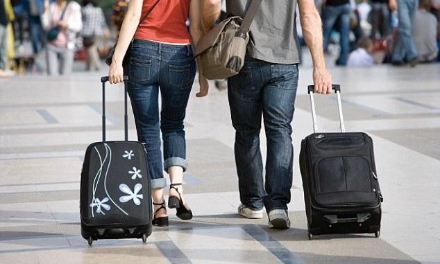 putnici kofer