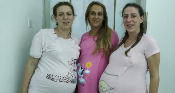 sestre porodilje