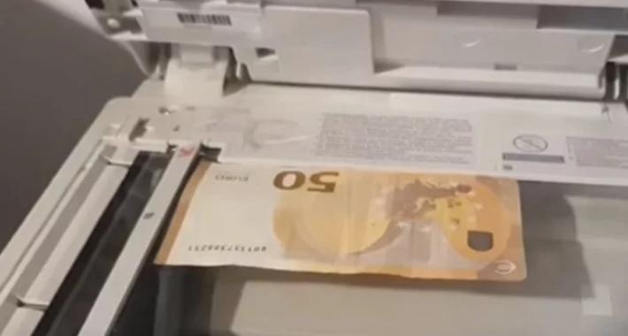 50 eura foto