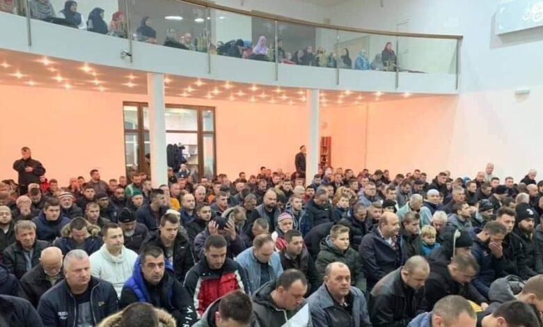 dzemat hanovi donje mostre jucer na sabahu vise od 500 vjernika36556