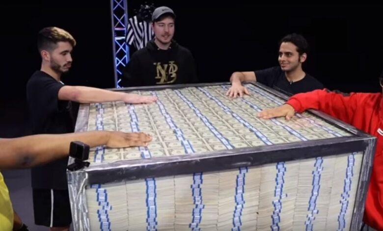 milionas konkurs screen