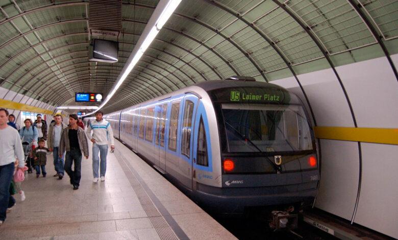 munich metro flickr