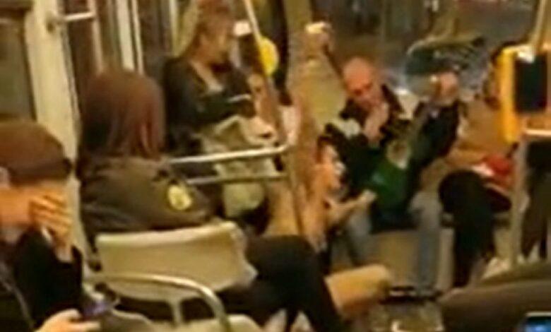 zagreb tramvaj pjesma nacionalizam prtscr