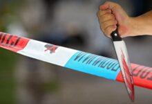 Policijski uvidjaj krvav noz 815x458