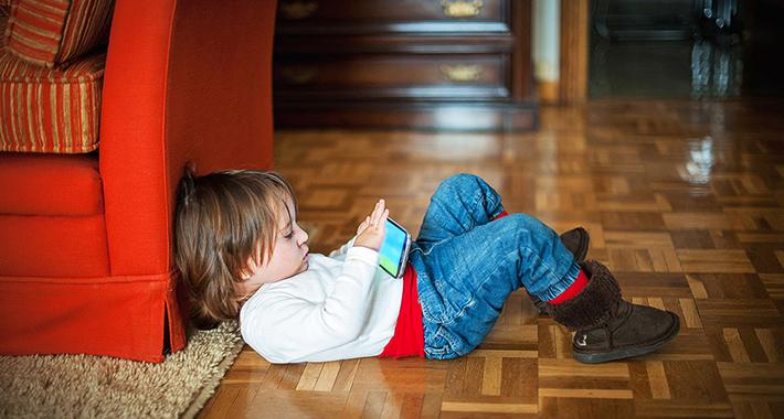 dijete mobitel