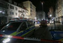 hanau Njemacka policija pucnjava EPA