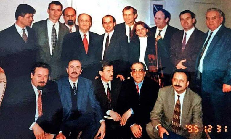 sda delegaciaj 1995