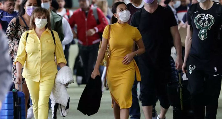 Kina koronavirus putovanja Twitter