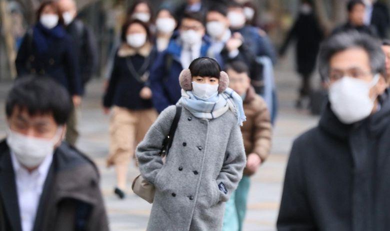 japan maska koronavirus