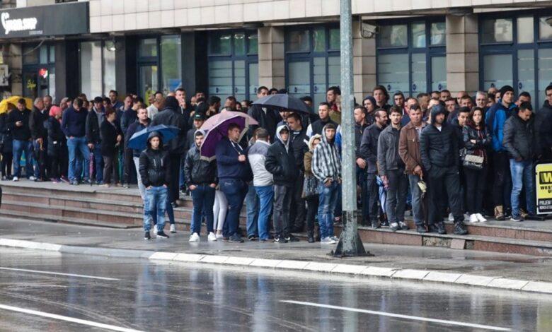 omladina odlazak iz BiH konzulat odlazak ladih kisa FB