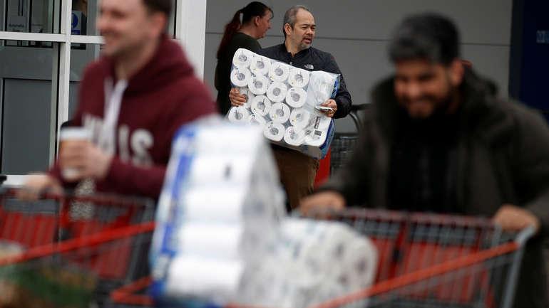 toalet papir reuters