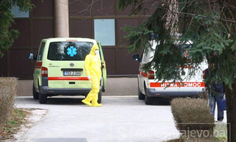 COVID Koronavirus Podhrastovi Sarajevo 2020 Foto DZK5