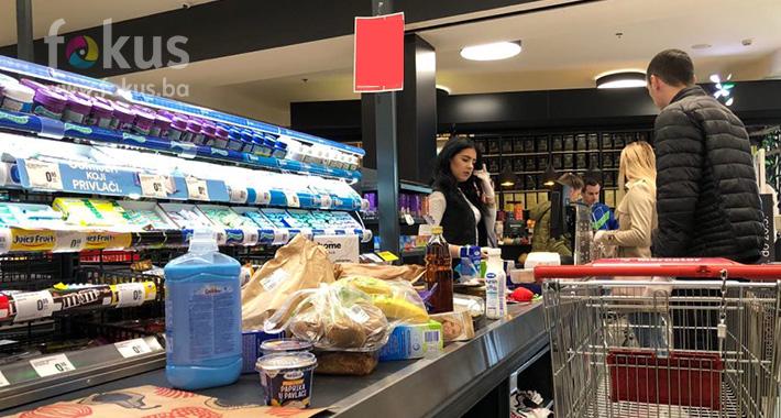 market ilustracija supermarket