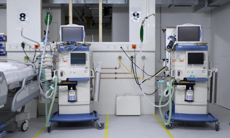 respirator respiratori medicinski aparati korona virus svajcarska