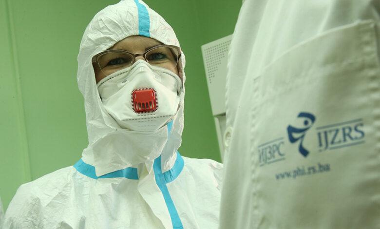 virus korona labaratorija institut za javno zdravstvo 42 foto S PASALIC
