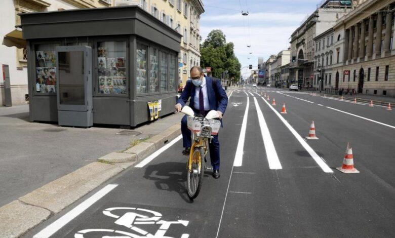 Venecija bicikl ulica