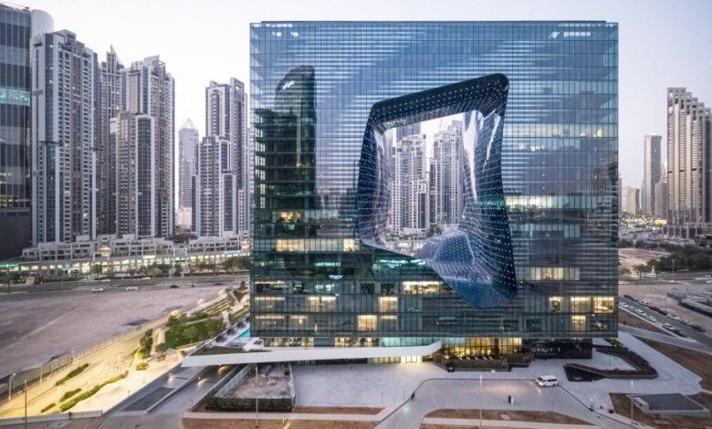 Zaha Hadid hotel u Dubaiju 7 920x629
