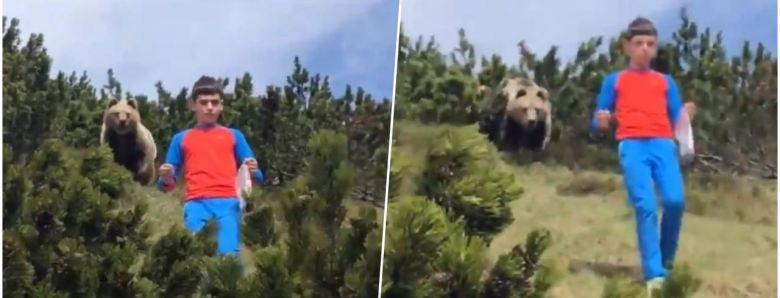 djecak medvjed reakcija zaglavlje