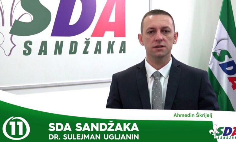 ahmedin sskrijelj izborna20