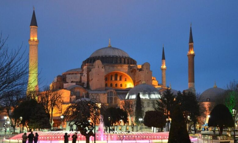 aja sofija istanbul dzamija islam pixabay
