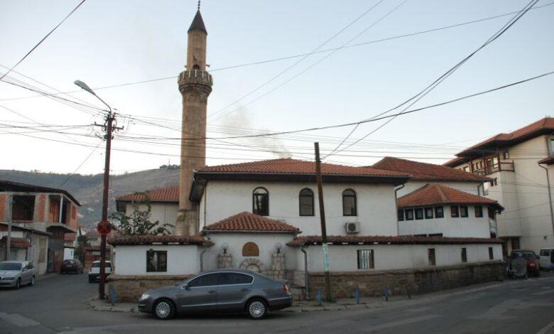 Hadži Huremova Bor džamija sa grobljem