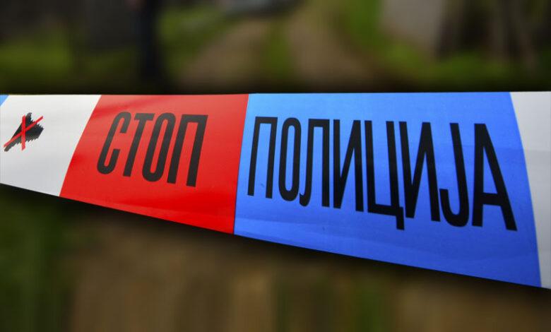 Policija stop