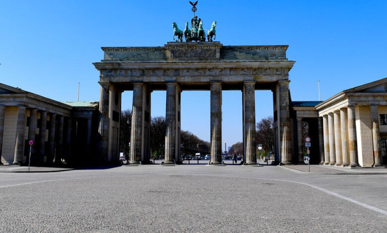 berlin nemacka berlinska kapija