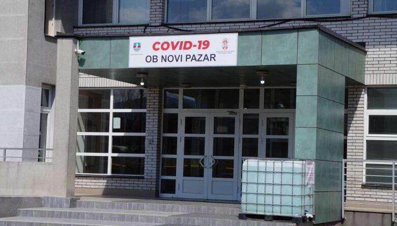 covid19 OB Novi Pazar 800x445