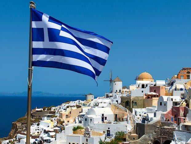 grčka zastava grci