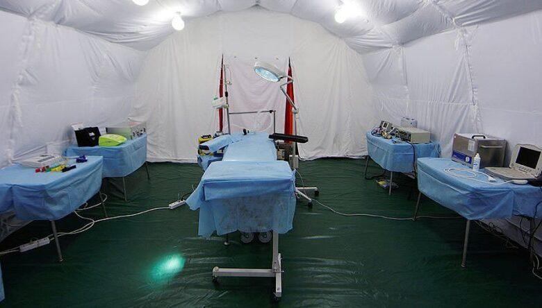 mobilna bolnica