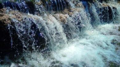 voda reka