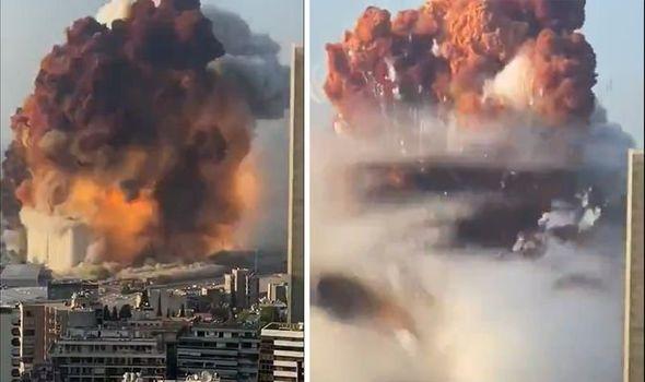 Lebanon explosion 1318611