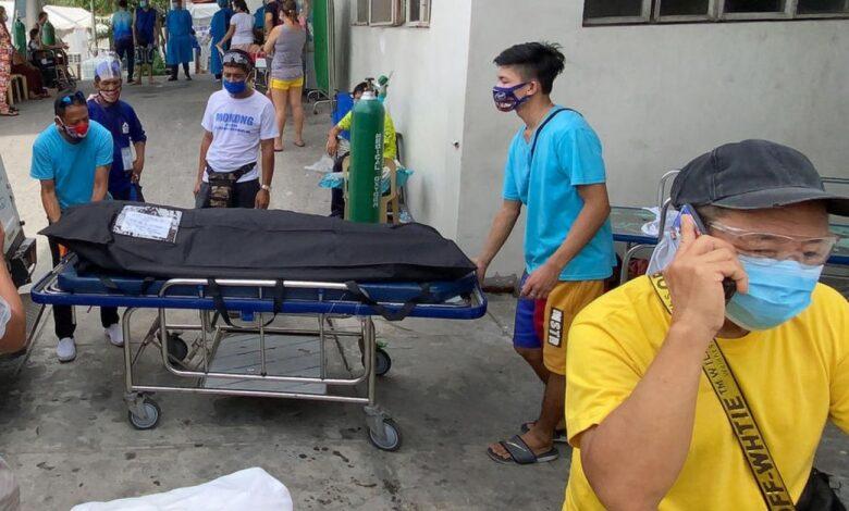 filipini koronavirus covid