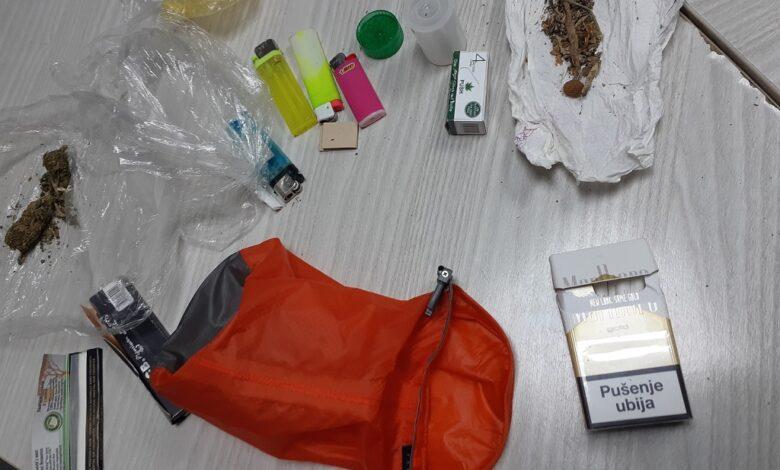 Oprema za uživanje droge