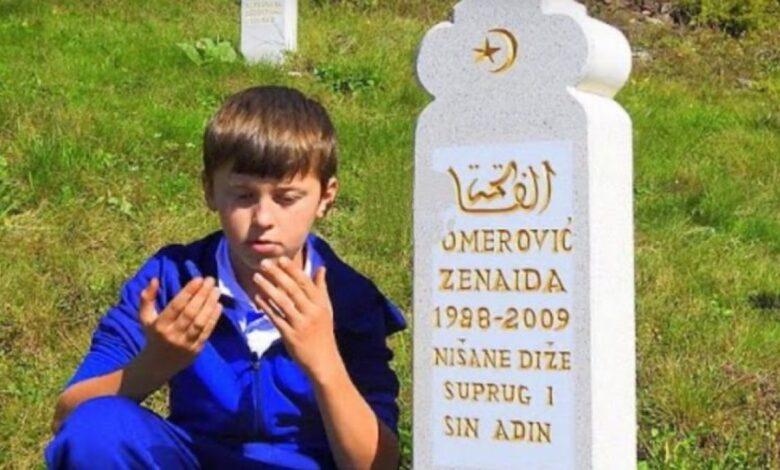 djecak Adin nisani majka Cvrce prtscr YT