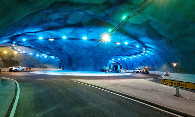 farska ostrva podvodni tunel