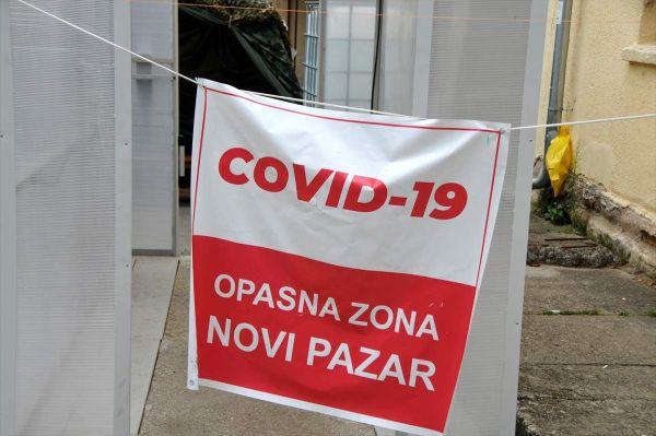 Današnji podaci o koronavirusu u Novom Pazaru (02.04.2021)