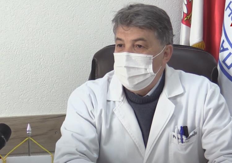 Spahić: Stanovnici Novog Pazara ne žele da se vakcinišu (Video)