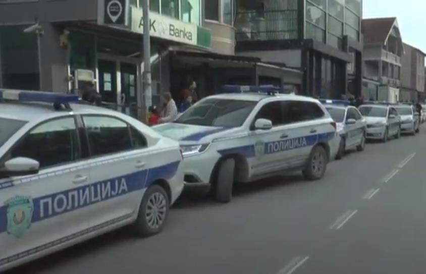 Racija u novpazarskom restoranu (Video)