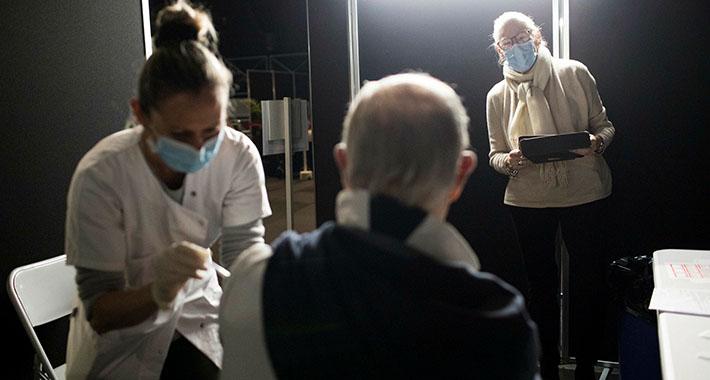 Kasnio na vakcinaciju: Starac (88) vozio 191 kilometar na sat