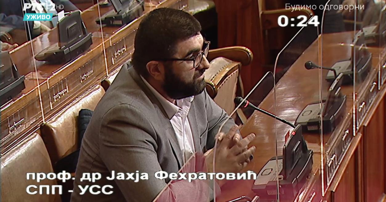 Fehratović zahtjeva od države da riješi problem malinara iz Priboja