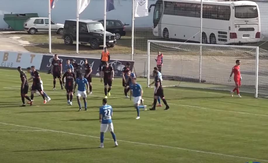 Pogledajte golove sa utakmice Novi Pazar – Mačva