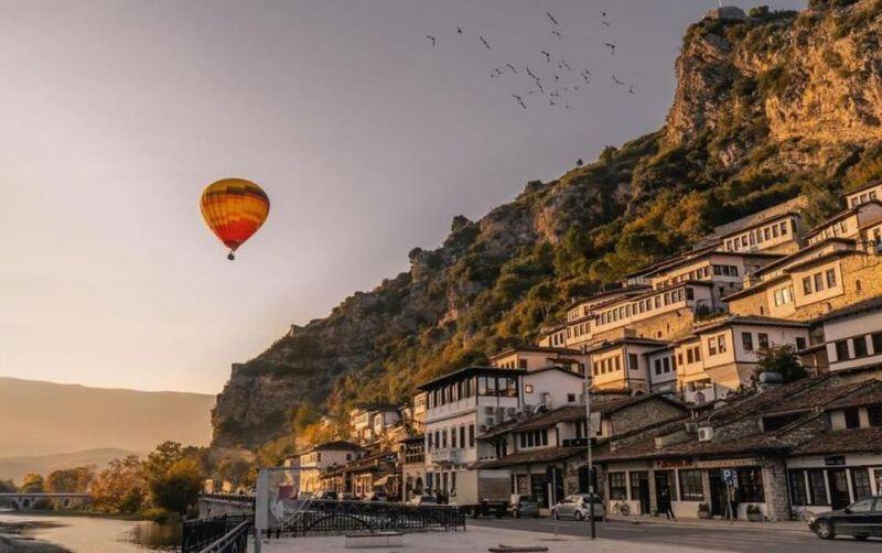 Najljepši u Albaniji? Berat grad sa hiljadu prozora