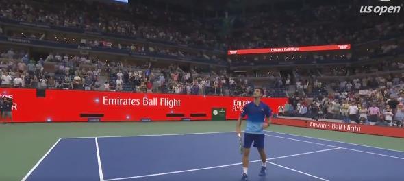 Najbolji teniser svijeta Novak Đoković svladao Runea na startu US Opena