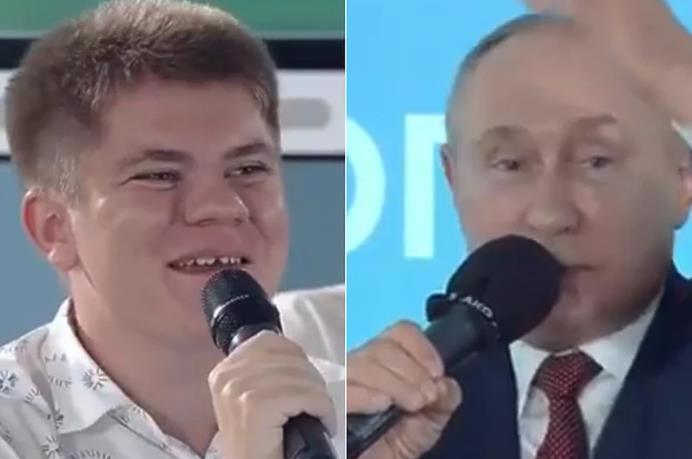 """Učenik ispravio Putina na času historije, direktor ga opomenuo zbog """"drskosti"""""""